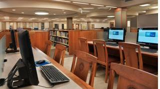 NEIT Library Workstations
